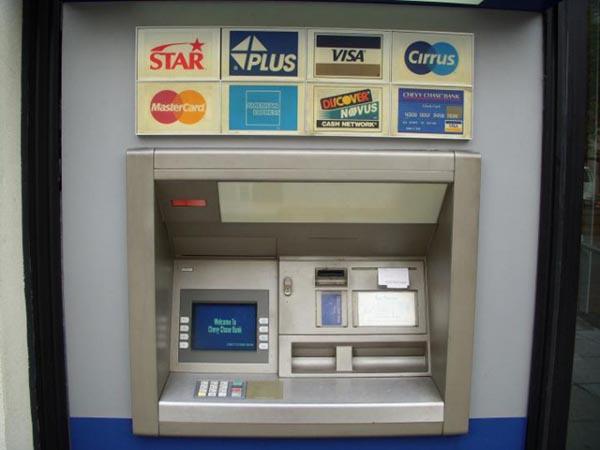 Проверка состояния счета карты через банкомат