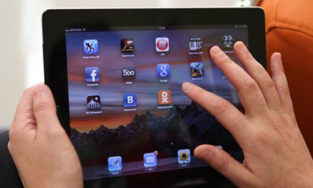 Проверка баланса МТС на планшете