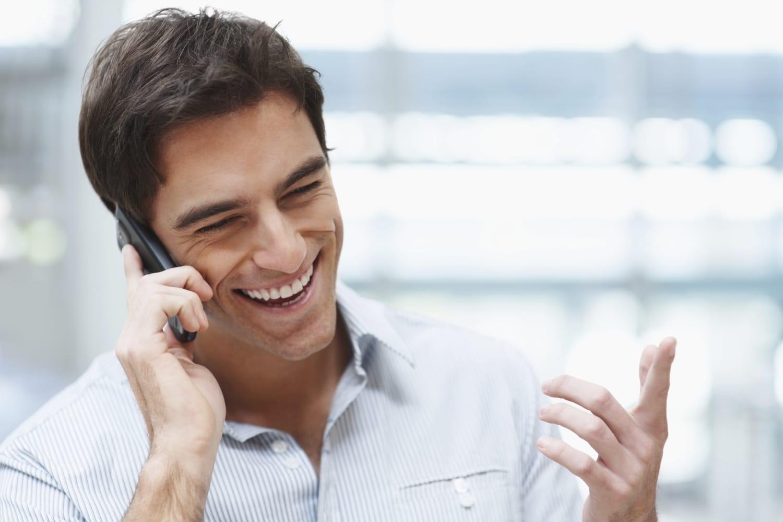 звонок в службу поддержки